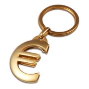 Einkaufswagenchip Chiphalter Euro