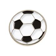 Einkaufswagenchip Geprägt Fussball
