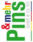 Pins und Mehr GmbH Logo